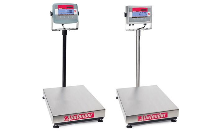 Платформенные весы OHAUS Defender 3000