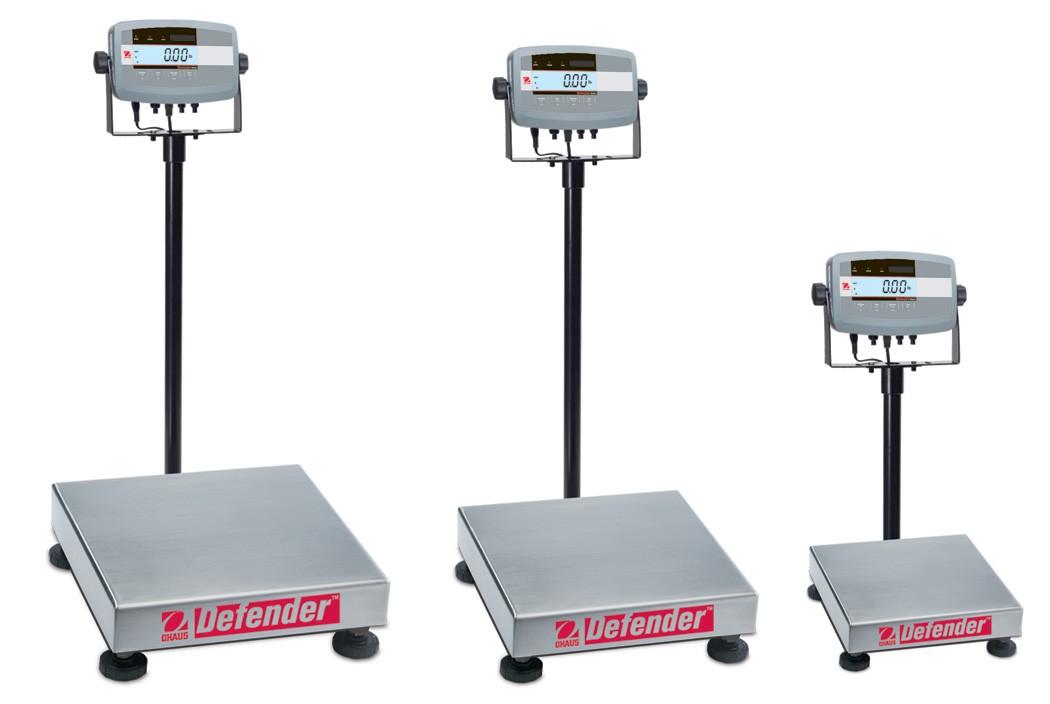 Платформенные весы OHAUS Defender 5000