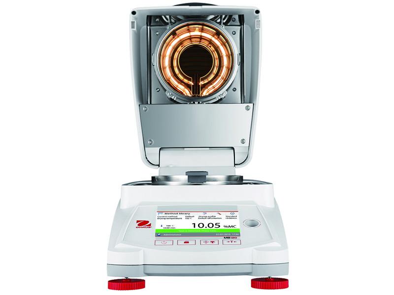 Анализатор влажности MB90